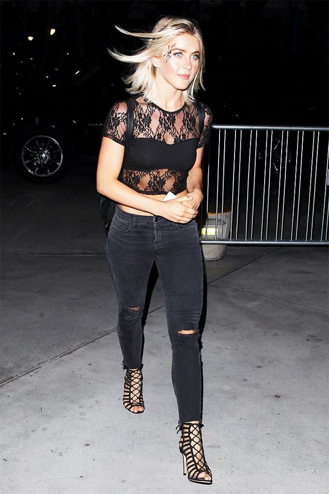 What Celebrities Wear to a Taylor Swift Concert