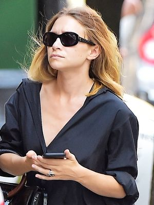 Ashley Olsen's Latest Flats Choice Is So Unexpected