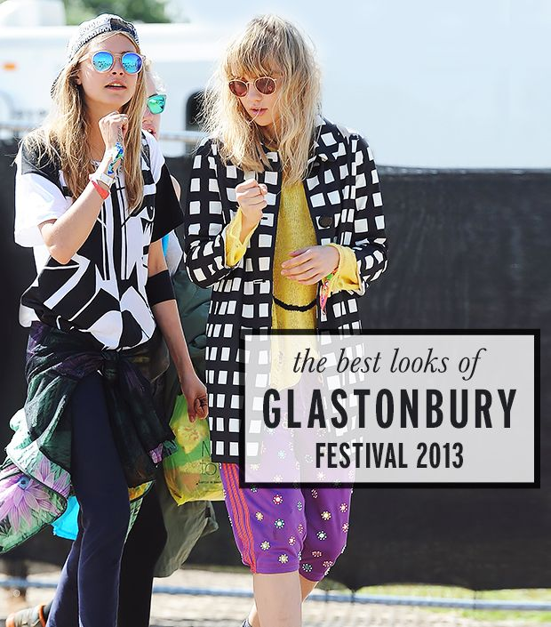 9 Must-Copy Festival Looks From Glastonbury