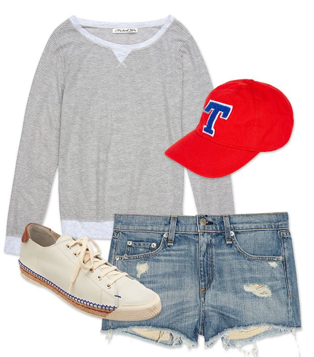 Batter Up! What To Wear To A Baseball Game