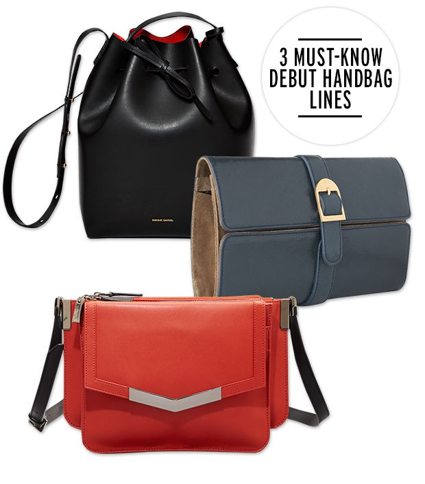 3 Debut Handbag Lines Everyone's Buzzing About