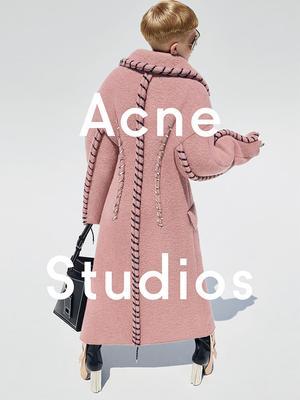 Acne Studios's New Women's Campaign Stars a Preteen Boy