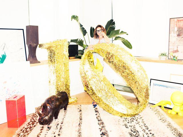 Jenna Lyons Shares Her Secret to Being Happier