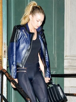 How Gigi Hadid, Chrissy Teigen, and More Style Their Moto Jackets