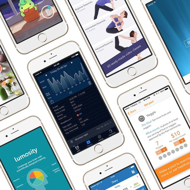 9 Mobile Apps That Will Improve Your Health