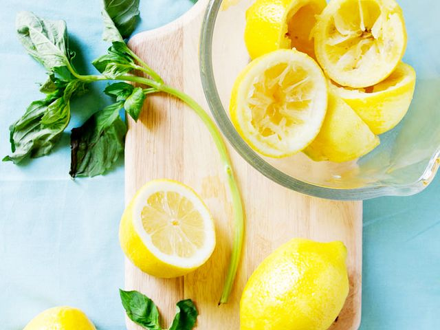 A Surprising New Way to Drink Your Lemon Water