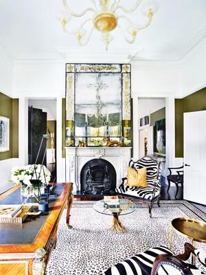 Shop the Room: A Maximalist Melbourne Salon
