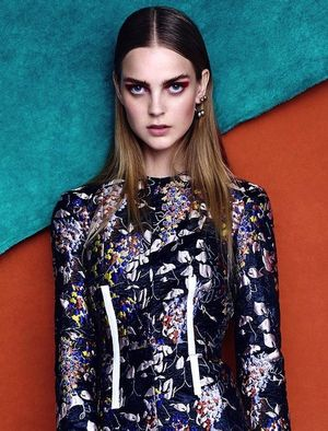 10 Sleek and Sophisticated Floral Print Looks for Fall