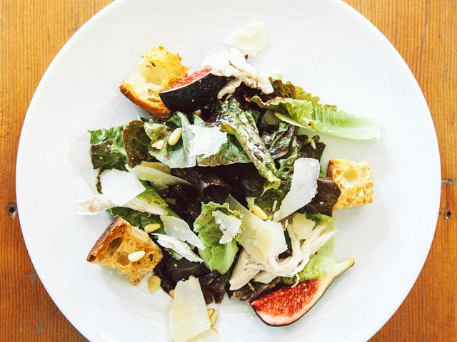 How to Make the Perfect Salad, Any Time of Year