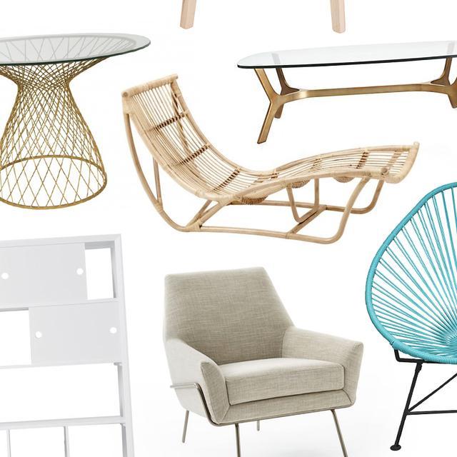11 Fresh Midcentury Modern–Inspired Furniture Pieces