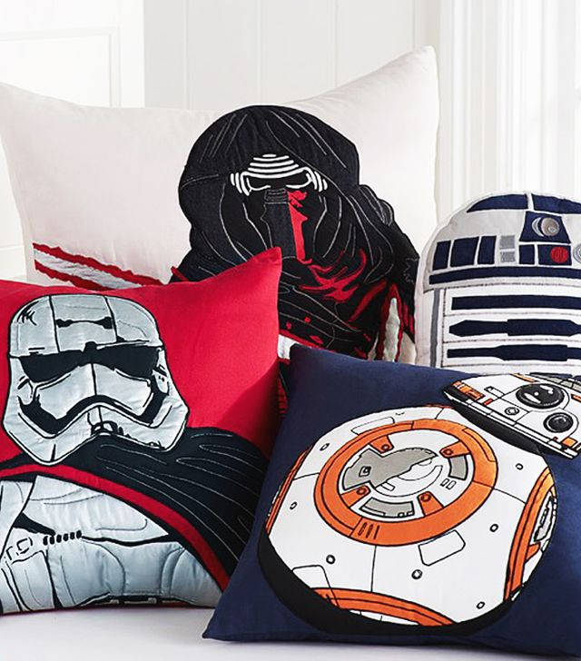 The New Pottery Barn Star Wars Bed Just Made Sleep Time