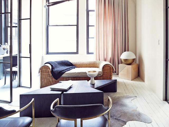 Tour the Modernist Home of Apparatus Studio's Designers