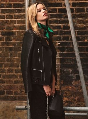 Shop Georgia May Jagger's Biker-Chic Collection for Mulberry