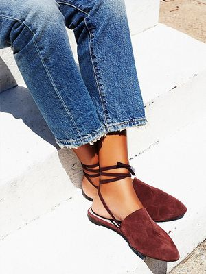 #TuesdayShoesday: Shop Our Favourite Fall Flats From Free People