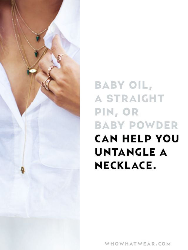 8 Jewelry Hacks That Will Change Your Life