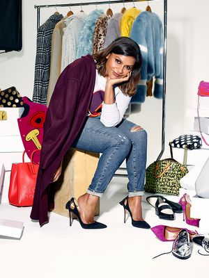 Mindy Kaling's Guide to Fall's Coolest Wardrobe Essentials