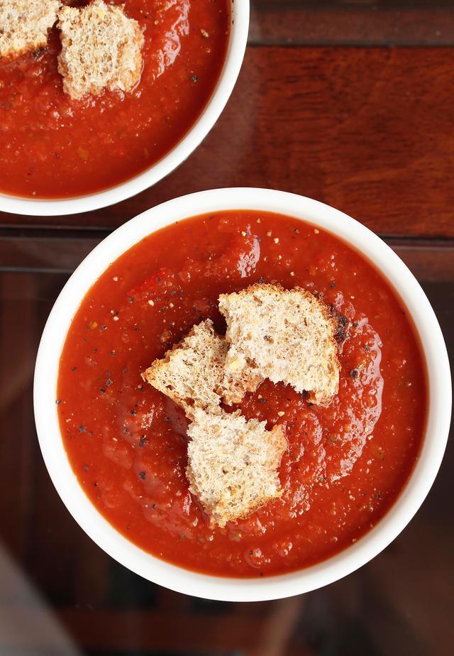 No-Cook Tomato Soup