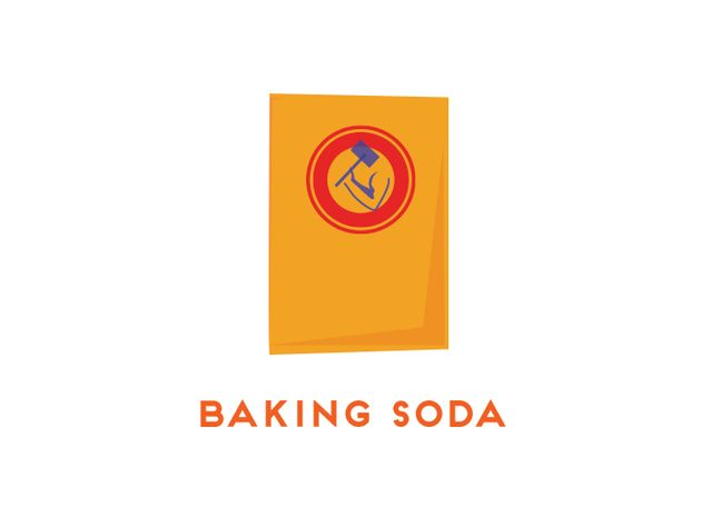 Baking soda softens water, cleans, and deodorizes. It's great for getting out stubborn stains or odors. To clean produce, simply put some baking soda on a damp sponge, scrub, and rinse. To...