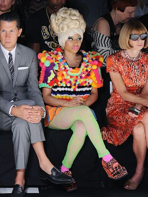 The Most Memorable Fashion Week Front Rows Ever