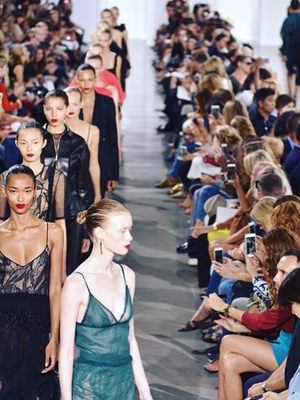 The Jason Wu Runway Dress That Blew Our Minds