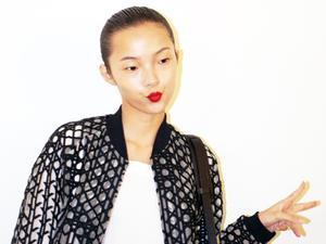 NYFW Trend: How to Get a Velvet Lip