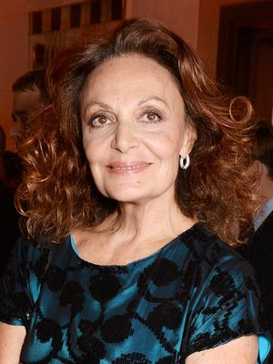 Diane Von Furstenberg on the Perfect Interview Outfit