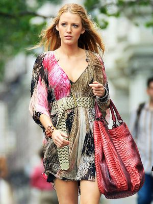 5 Outfits Serena van der Woodsen Would Wear Today