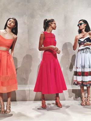 The Amazing Pieces You'll See at Banana Republic This Spring