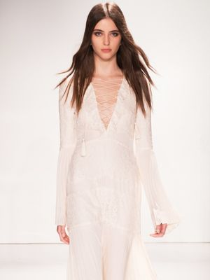 Rachel Zoe Wants Us All to Live in Pretty Maxi Dresses for Spring 2016