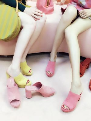 Mansur Gavriel Is Releasing Its First Shoe Collection for Spring 2016