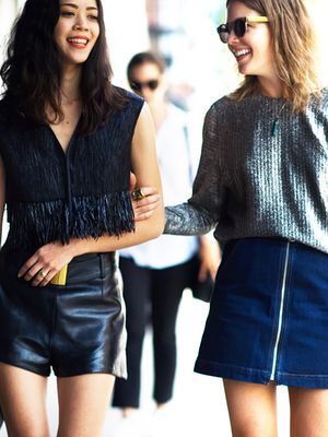 Meet the Best Friend Duo That Rules Fashion Week