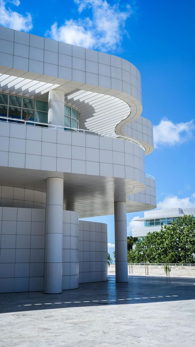 17. The Getty Center