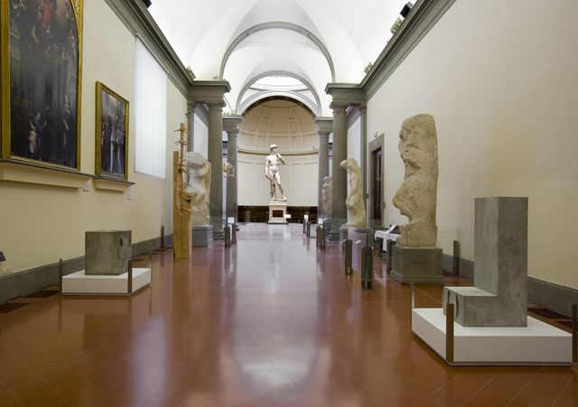 14. Accademia Gallery