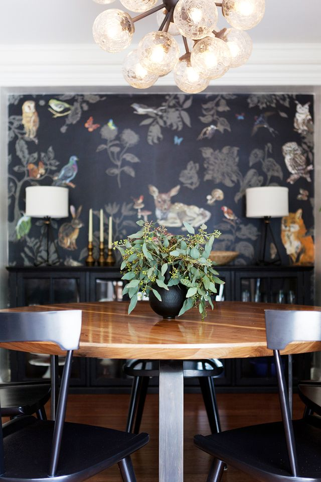 Home tour a youthful whimsical l a home mydomaine for Hotel design foret noire
