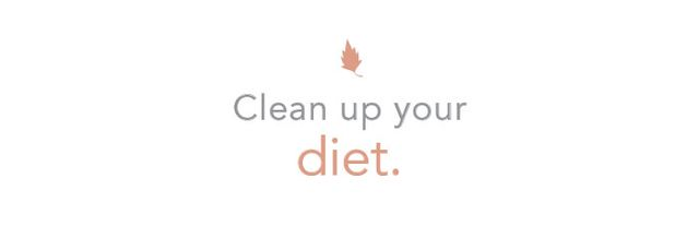 Try sticking to a strictclean eating plan for the first couple of weeks of fall. It's good to cutor tone downyour sugar intake, nix processed food from your diet, and load...