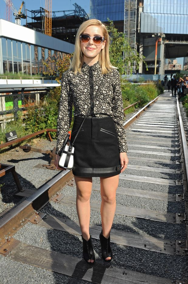 WHO: Kiernan Shipka
