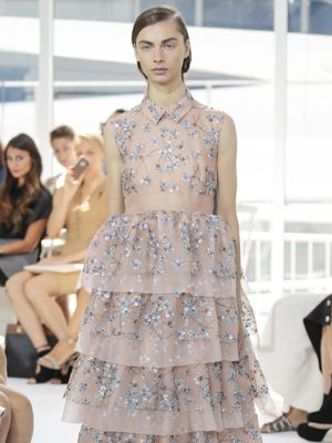 Delpozo's Dresses Are the Stuff Fashion Dreams Are Made Of