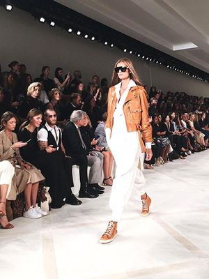 The Best Instagram Snaps From Ralph Lauren's NYFW Show