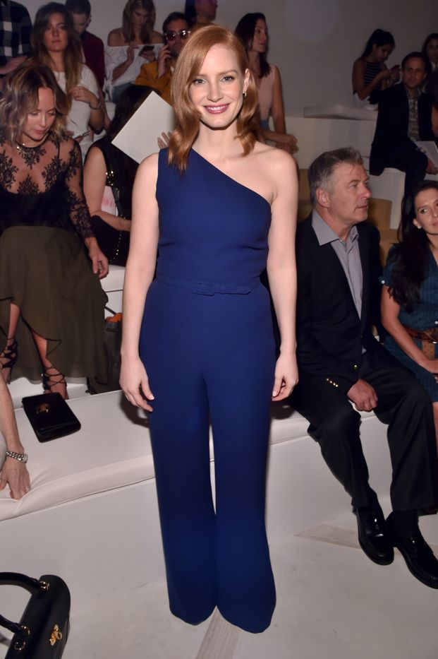WHO: Jessica Chastain