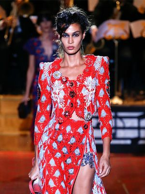 Marc Jacobs's Cheeky Take on Hollywood Glamour
