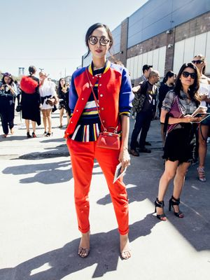 9 Awesome Blogger Outfit Ideas from Fashion Week