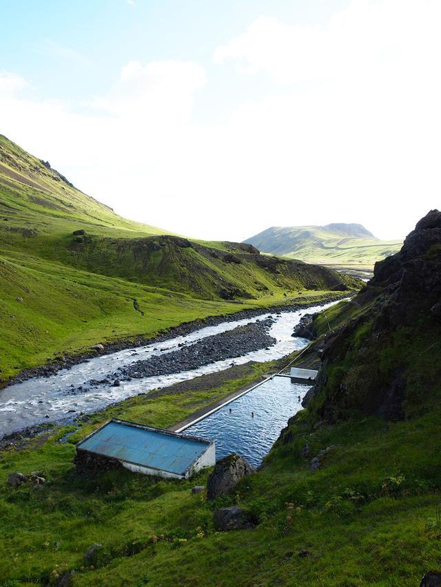 Seljavallalaug, Iceland