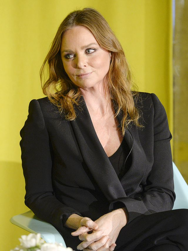 stella mccartney honors breast cancer survivors with a post mastectomy bra whowhatwear. Black Bedroom Furniture Sets. Home Design Ideas