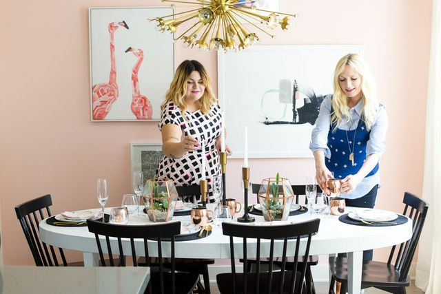 Head to Refinery29 to see more of Nicolette Mason's Los Angeles home!  What did you think of the makeover? Tell us below!