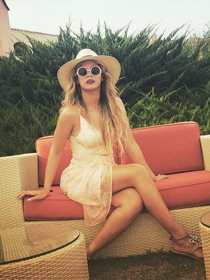 Meet the Aussie Designer Beyoncé Loves to Wear on Vacation