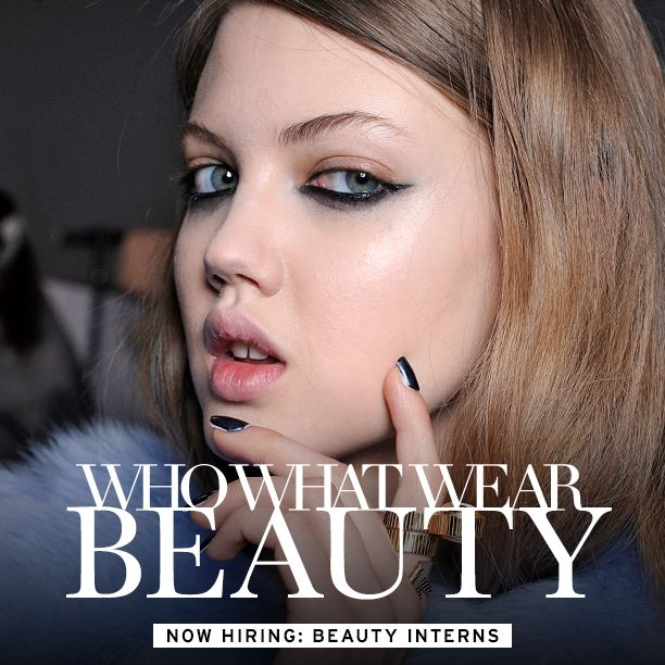 We're Hiring: Beauty Interns