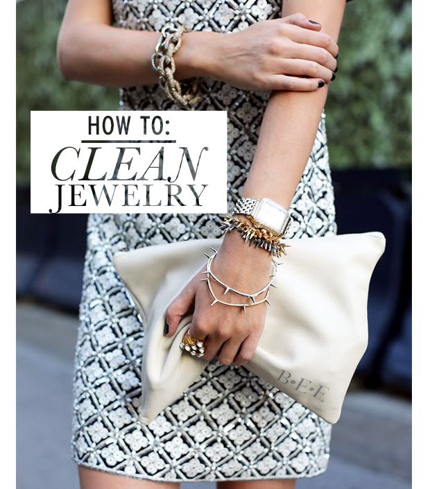 Expert Tips For Cleaning Your Jewelry At Home
