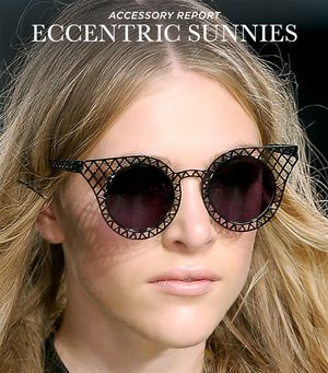 Crazy, Cool, Eccentric Sunglasses You Can Pull Off