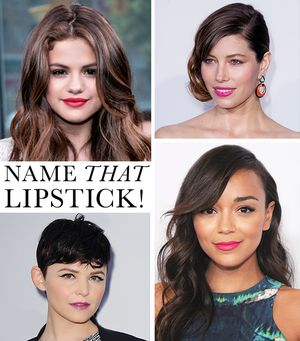 Celeb-Approved Lip Colors for Summer