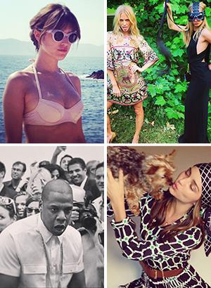 See The Week's Best Instagrams From Miranda Kerr, Vogue, & More!